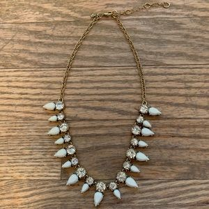 🌟J CREW STATEMENT NECKLACE